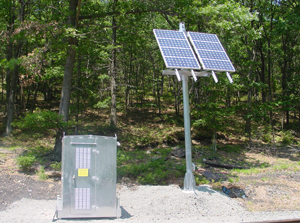 Solar Power Systems for Remote Sites