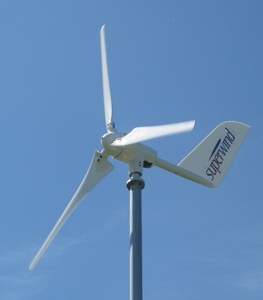 Superwind 1250 Micro-Wind Turbine