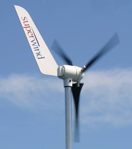 Superwind 350 Micro-Wind Turbine