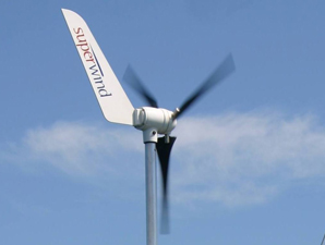 SuperWind Wind Turbine